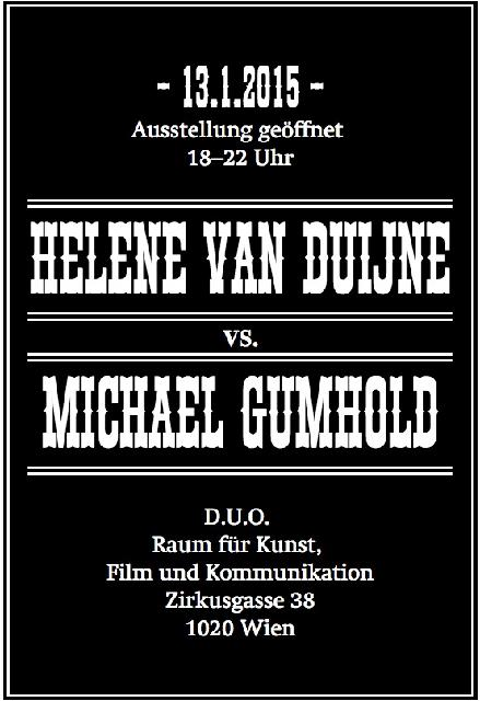 Helene Van Duijne vs Michael Gumhold, Invitation