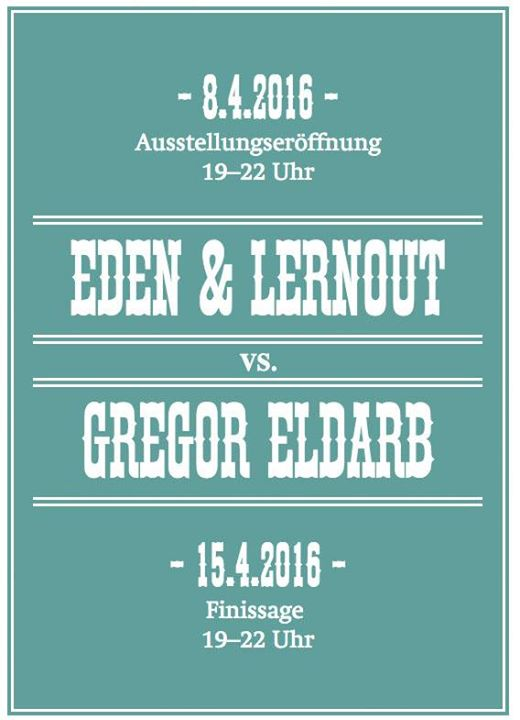 Eden & Lernout vs Gregor Eldarb Invitation